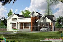 1841 Sq FT Home Open Floor Plan