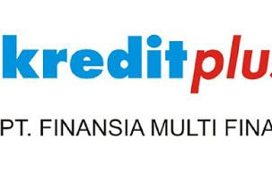 Lowongan PT. Finansia Multi Finance (Kredit Plus) Pekanbaru Januari 2019