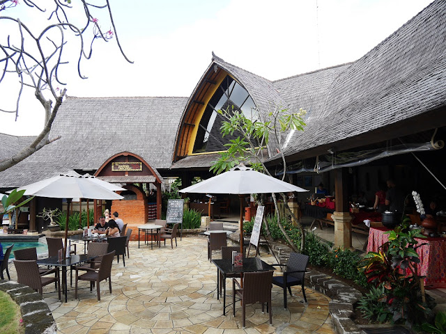 The Lumbung Restaurant