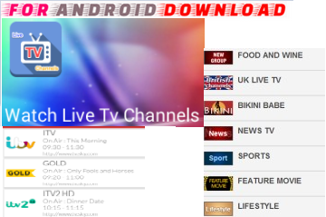 Download Live Premium TV4.0.0 Watch Free Cable Tv StreamZ 1.1 Update Android Apk  Watch Live Premium Cable Tv,Movies Channel On Android