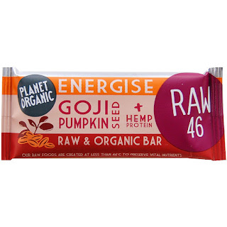 planet organic raw bar goji pumpkin delicious