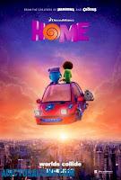 HOME. Hogar dulce hogar (2015) online y gratis