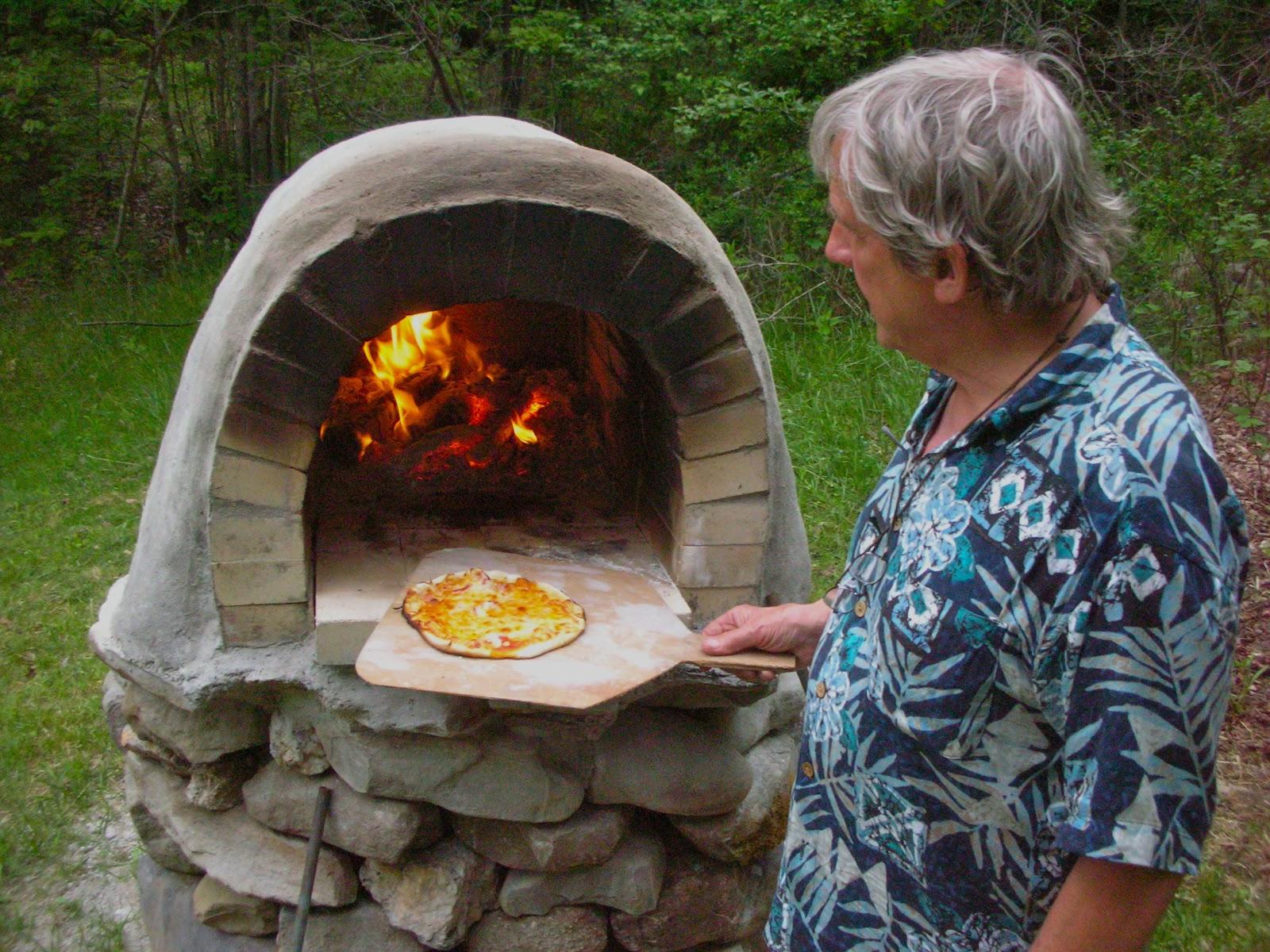 Breadhunter's Blog: Oven Building Workshops