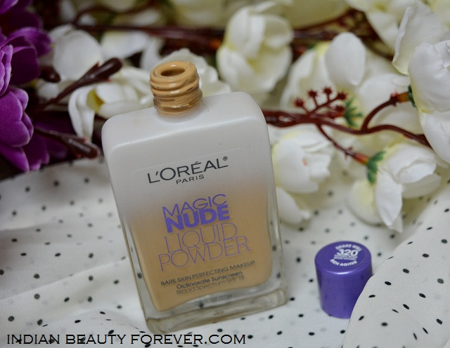 L'Oreal Nude Magic Foundation Natural Beige 320
