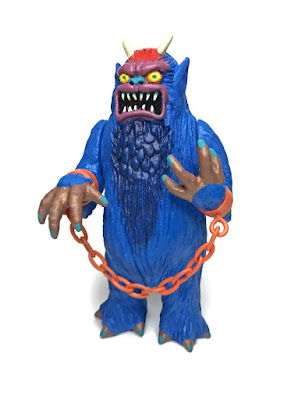 New York Comic Con 2017 Exclusive My Pet Moon Monster Resin Figure by Junk Fed Toys x Clutter