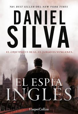 El espía inglés - Daniel Silva (2016)
