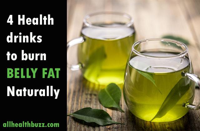 belly fat burn drinks