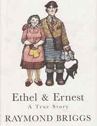 Read Ethel & Ernest: A True Story comic online