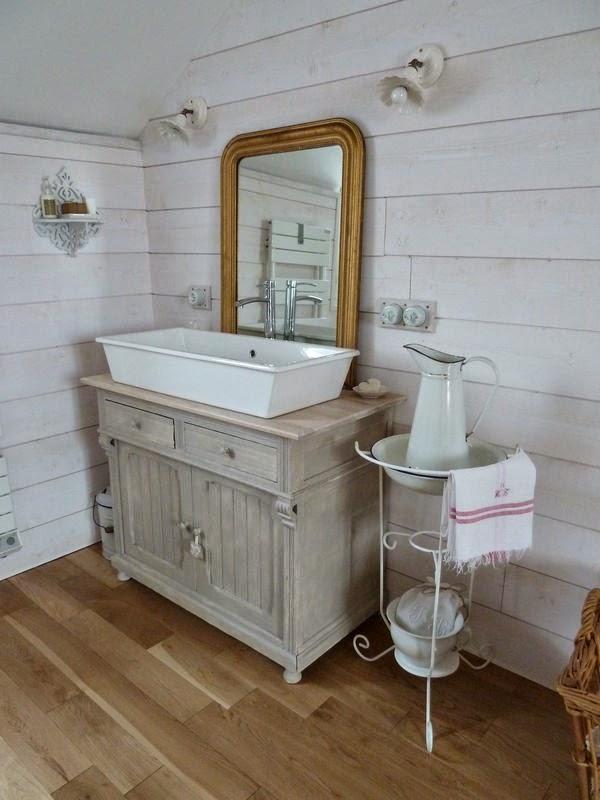 salle de bain de charme ma maison au naturel le charme des salle de bain anciennes