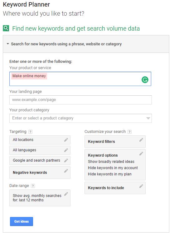 Google-Keyword-Planner-Text-Editor