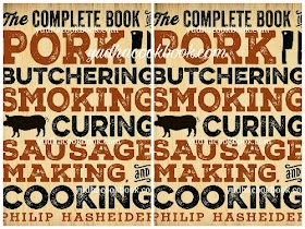 THE COMPLETE BOOK OF PORK : Butchering, Smoking, Curing, Sausage Making, and Cooking