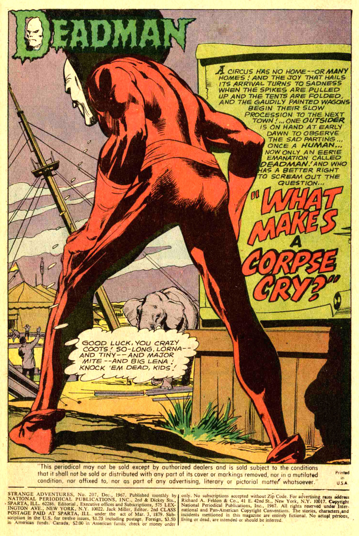 Strange Adventures (1950) issue 207 - Page 3
