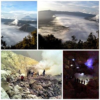 Paket Wisata Batu Malang Bromo Ijen