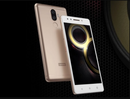 Lenovo K8 Plus Phone with two rear cameras and 4000 mAh batteries,launch in india