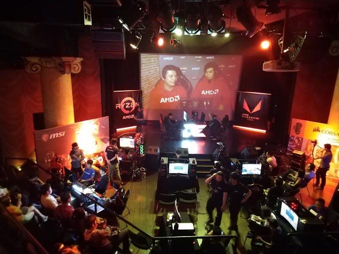 AMD Fight: Tekken 7 Tournament Meets Conlusion