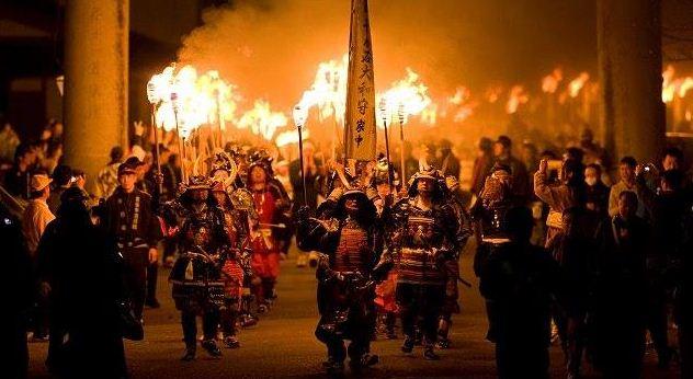 pasukan samurai