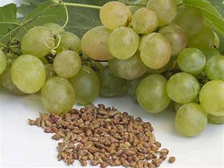 فوائد مذهله لبذور العنب