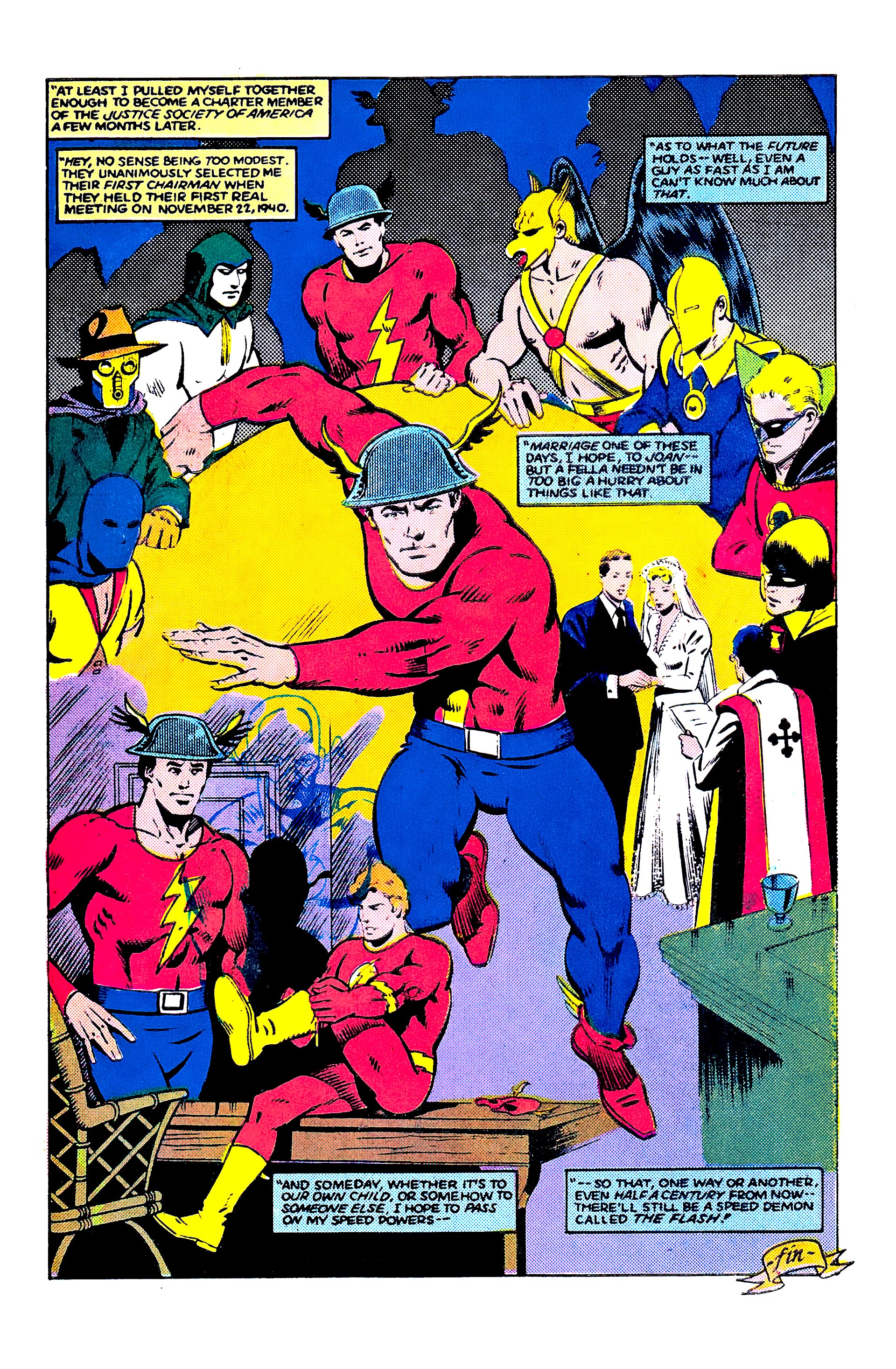 Read online Secret Origins (1986) comic -  Issue #9 - 49