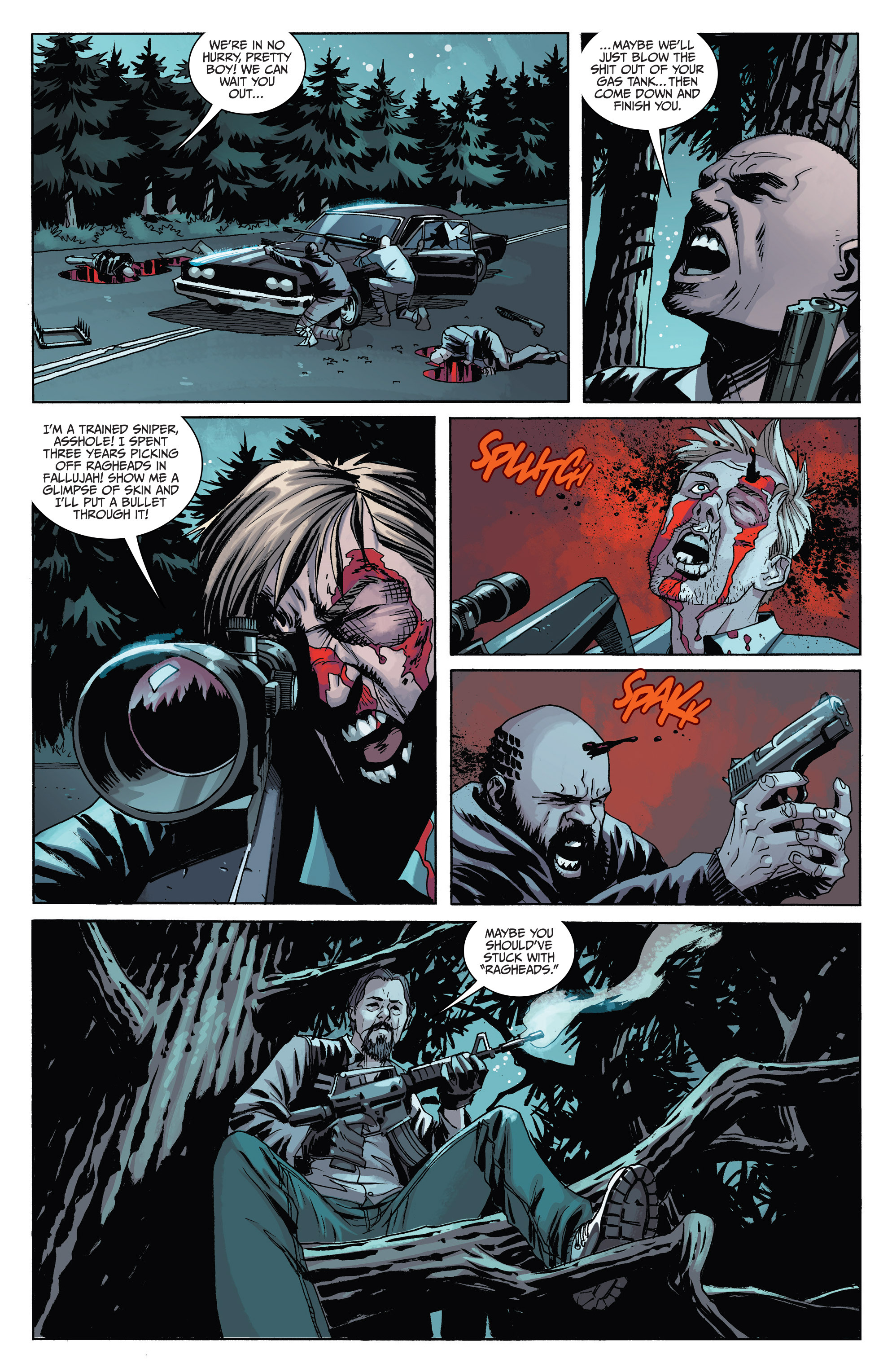 Read online Sons of Anarchy comic -  Issue #6 - 16