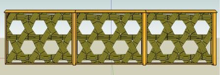 Desain Pagar Rumah Minimalis Dari Kayu Kumpul Engineer