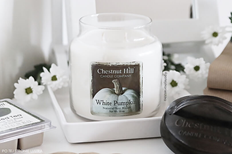 chestnut hill candle white pumpkin