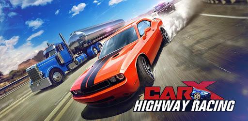 تحميل لعبة CarX Highway Racing مهكرة كاملة للأندرويد اخر اصدار