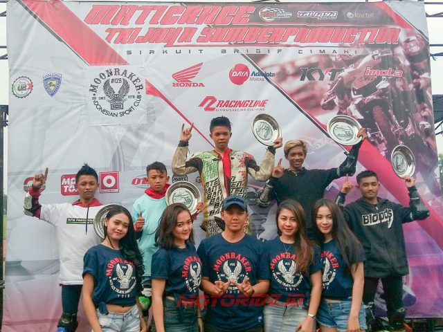 Matic Race Trijaya Sumber Production Feat Moonraker Sport Club