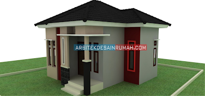 Arsitek Desain Rumah Type 45