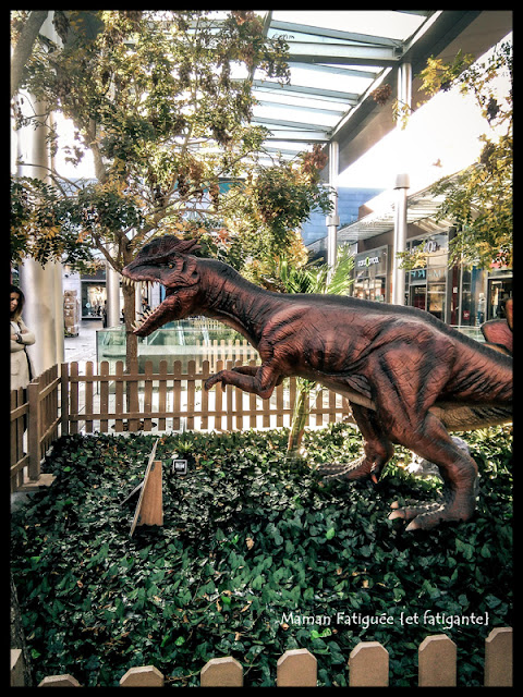 dinosaure polygone riviera