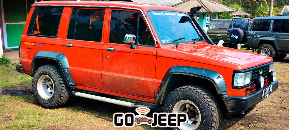 daftar harga sewa jeep kawah ijen dan baluran
