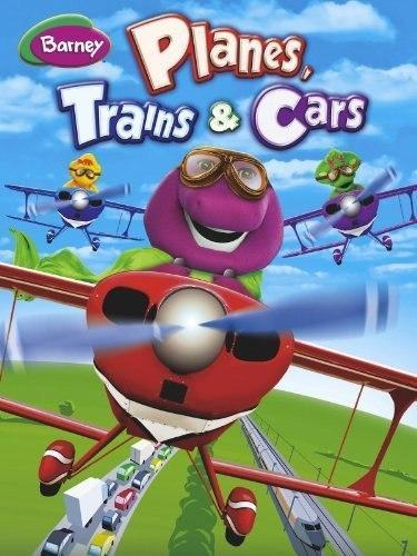 Barney Planes Trains y Cars DVDRip Español Latino Descargar 1 Link 2012