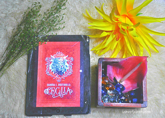 Cecilia by Sandra Rostirolla | A Book Review by iamnotabookworm!