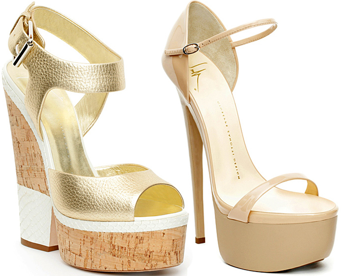 ceed2e8a9302d Giuseppe Zanotti  Spring 2012 Collection. Shoerazzi. Hello Gorgeous!!