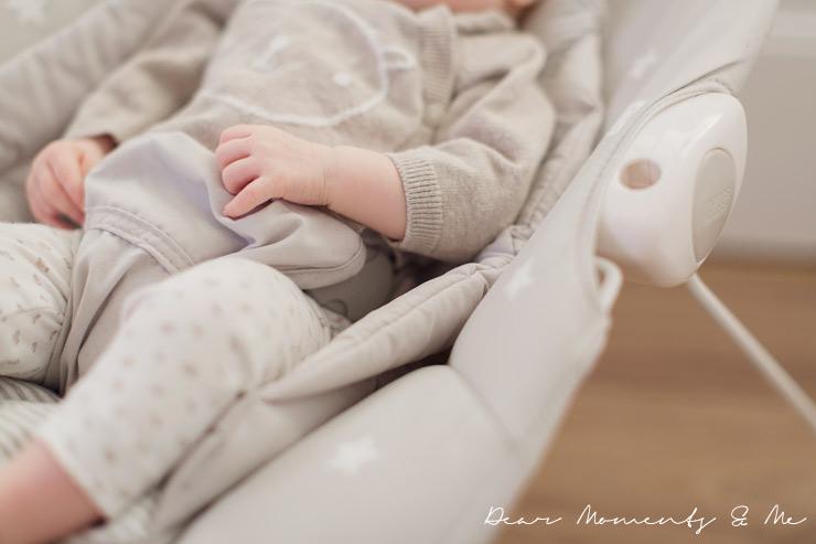 vyöhyketerapia vauvan uniongelmiin