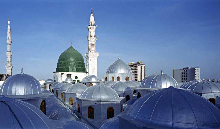 WORLD INFO CLASSIC: Madina - Most Beautiful Place in the ...