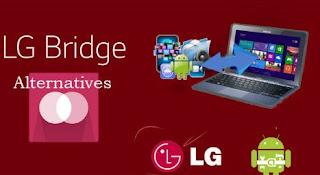 برنامج, متخصص, لإدارة, أجهزة, وهواتف, ال, جى, LG ,Bridge
