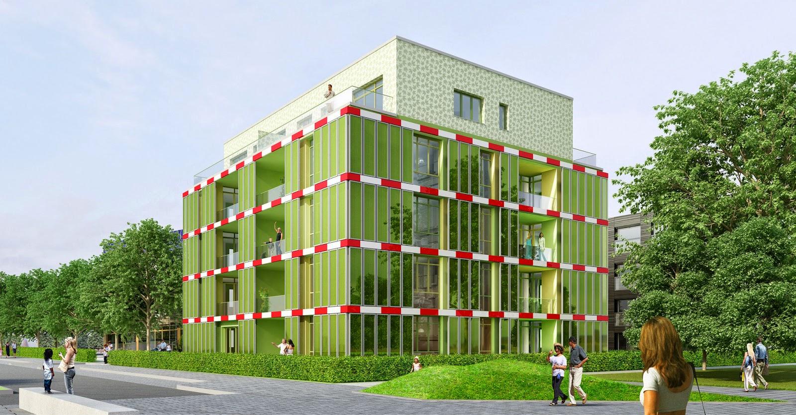 The Architectural Student Biq House