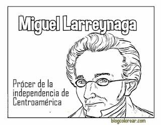 Guatemala Día de la independencia Miguel Larreynaga
