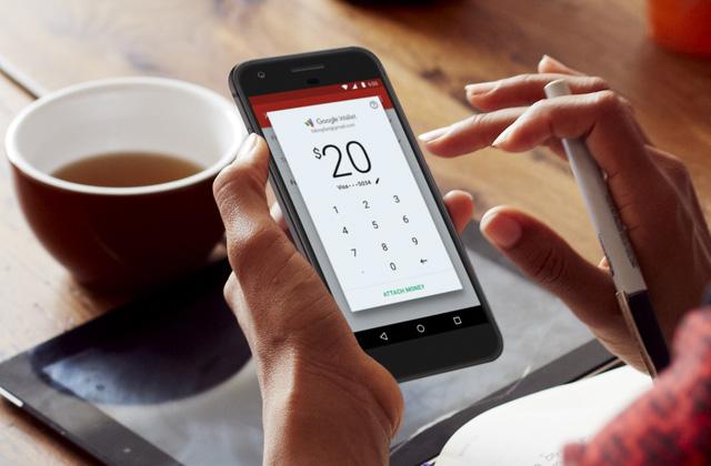 كيف تقوم بإرسال و إستقبال الأموال عن طريق تطبيق Gmail على الأندرويد