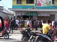 Aksi Penjarahan Melanda Kota Palu Pasca Terjadinya Gempa