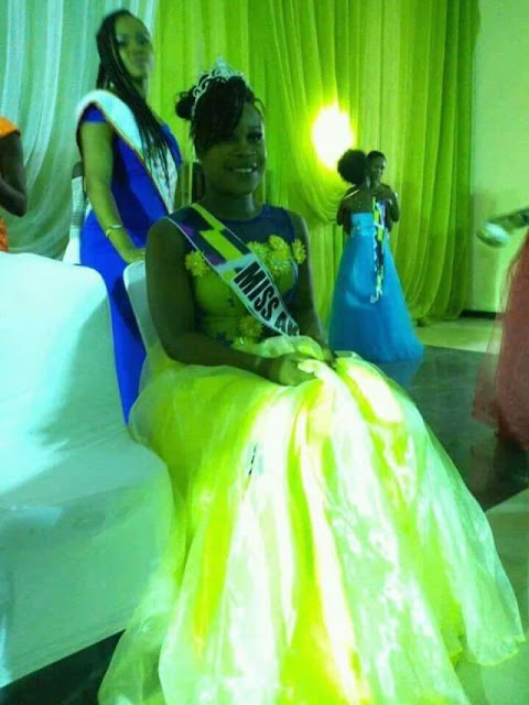Miss Akwa Ibom Teen dethroned for showing her bare breasts and smoking in