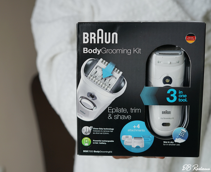 Braun BGK7050 Body Grooming Kit