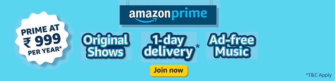 Join Amazon Prime 30 Days Free Trial