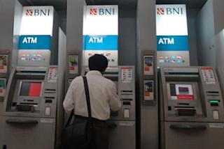 cek saldo bpjs lewat ATM BNI