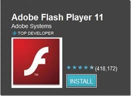 Stream videos and other contents online with Adobe Flash Player 11 on Android