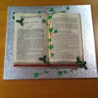Resultado de imagen de jane eyre cake