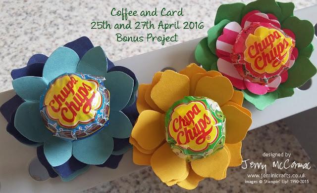 Jemini Crafts #coffeeandcard