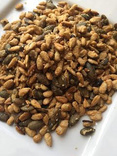 Munchy Seeds Salted Caramel Topper