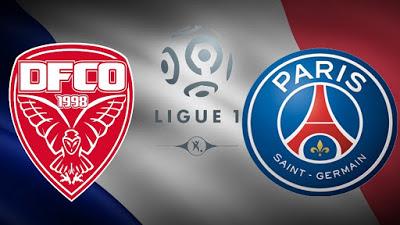 موعد مباراة باريس جيرمان وديجون ضمن مباريات الدوري الفرنسي 2019
