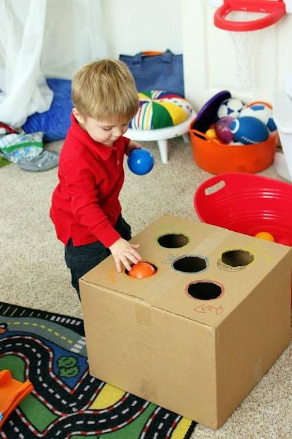 manualidades.carton.juego.juguete